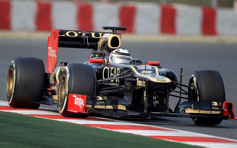 Kimi+Raikkonen%2C+Lotus%3B3
