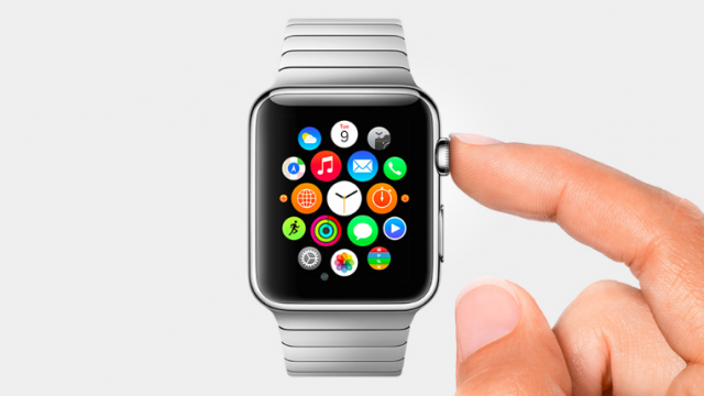 Apple Watch. Not iWatch.