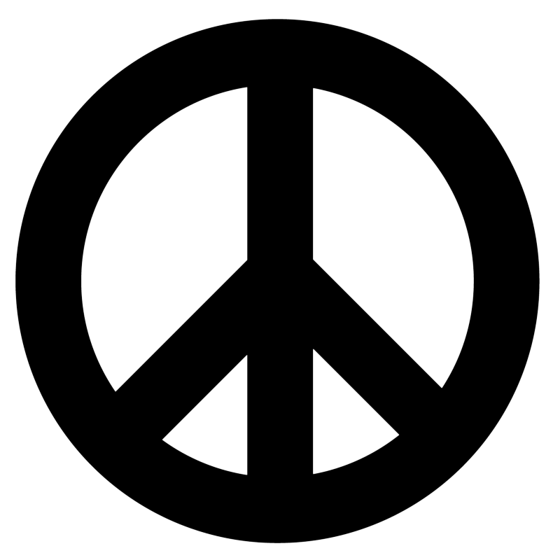 The Cnd Logo Design By Gerald Holtom Storm From The East