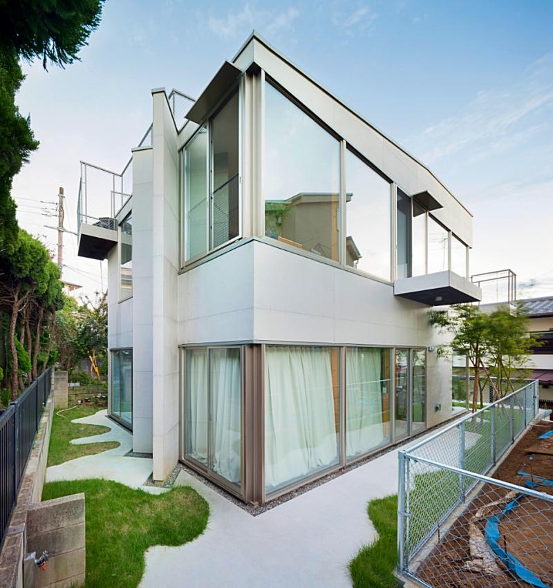 Oyamadai House