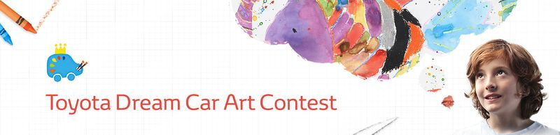 Toyota Dream Art Contest
